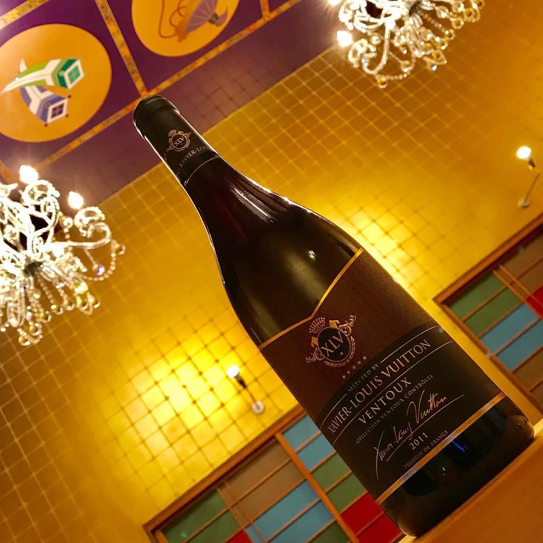 ルイヴィトンのワイン !page-visual ルイヴィトンのワイン !ビジュアル